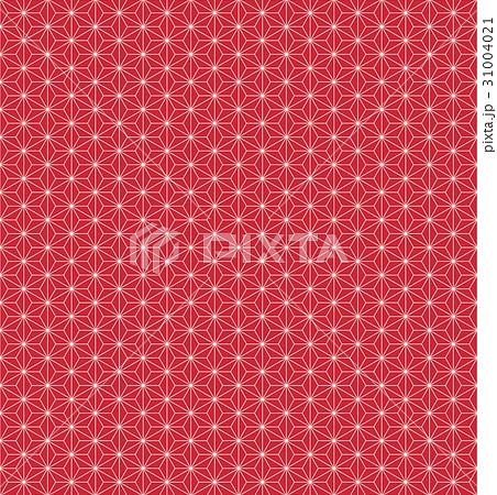 麻の葉(背景素材) 31004021