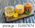 はちみつ 蜂蜜 蜜の写真 31007674