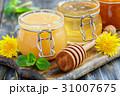 はちみつ 蜂蜜 蜜の写真 31007675