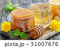 はちみつ 蜂蜜 蜜の写真 31007676