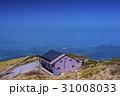 大山 山頂 眺望の写真 31008033