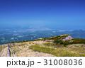 大山 山頂 山岳の写真 31008036