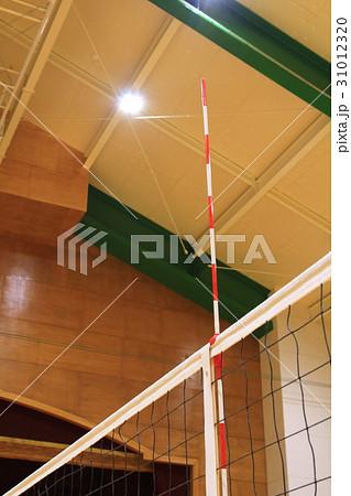 バレーボール ネットのアンテナ 31012320