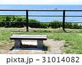 葉山公園 海辺の公園 ベンチ 31014082