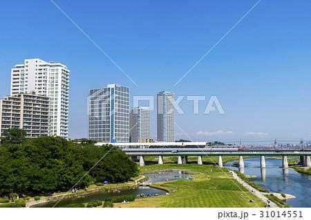 二子玉川駅付近の風景 31014551