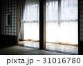 家屋 日本家屋 縁側の写真 31016780