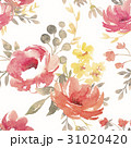 Watercolor floral pattern 31020420
