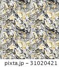 Ebru seamless pattern 31020421