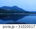 女神湖 湖 風景の写真 31020517