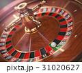 ルーレット ギャンブル 賭け事のイラスト 31020627