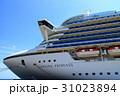 サファイア・プリンセス 豪華客船 大型船の写真 31023894