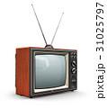 TV テレビ テレビジョンのイラスト 31025797