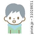 乳幼児 赤ちゃん 人物のイラスト 31028651