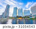 【神奈川県】横浜の街並み 31034543
