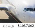 飛行機 旅客機 航空機の写真 31037802