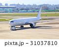 飛行機 出発 旅客機の写真 31037810