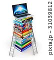 ブック ノートパソコン 教育のイラスト 31039812