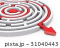 迷宮 円 丸のイラスト 31040443