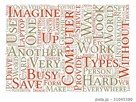 Text Background Word Cloud Conceptのイラスト素材 [31045390] - PIXTA