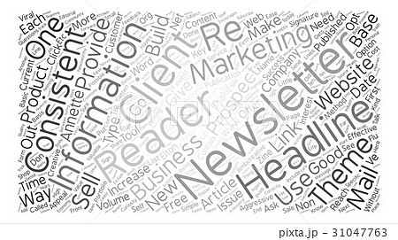 Text Background Word Cloud Conceptのイラスト素材 [31047763] - PIXTA