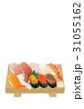 今日のご飯握り寿司 31055162