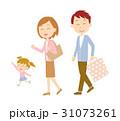 買い物 ショッピング 家族のイラスト 31073261