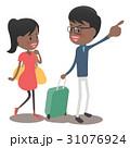 旅行する家族 カップル  31076924