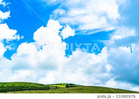 【長野県】山の自然風景【夏】 31080976