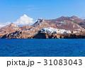 ナクソス 島 空撮の写真 31083043