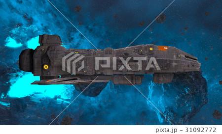 宇宙船 31092772