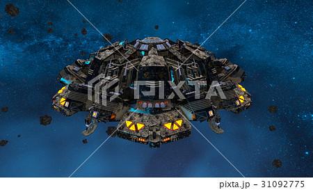 宇宙船 31092775