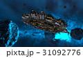 宇宙船 宇宙 cgのイラスト 31092776