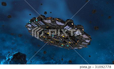 宇宙船 31092778