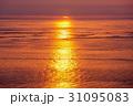 淡路島より播磨灘の夕日 はりまなだ 31095083