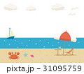 ビーチ 31095759