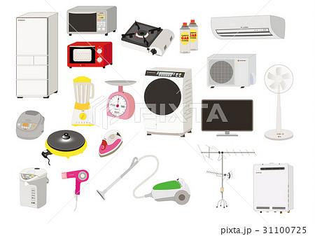 電気製品一式 31100725
