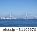 横浜ベイブリッジ ベイブリッジ 橋の写真 31102978