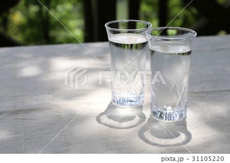 水 グラスの写真素材 [31105220] - PIXTA