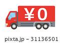 トラック ベクター アイコンのイラスト 31136501