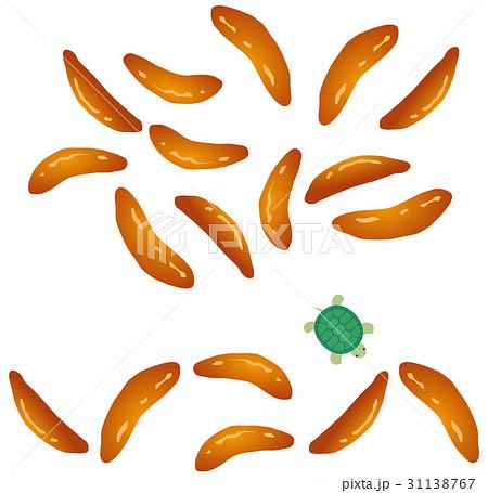 柿の種とカメ 31138767