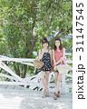 女性 旅行 リゾートの写真 31147545