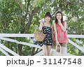 女性 旅行 リゾートの写真 31147548