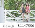 女性 旅行 リゾートの写真 31147550