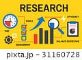ビジネス 職業 図表のイラスト 31160728
