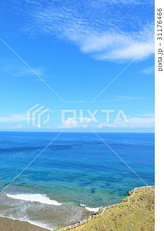 沖縄 宮古島の東平安名崎からの風景 31176466
