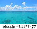 青空 海 沖縄の写真 31176477