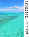 青空 海 沖縄の写真 31176481