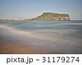城山日出峰 済州島 風景の写真 31179274