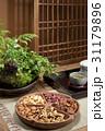 ナット 茶器 盆栽の写真 31179896