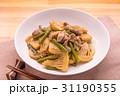豚肉とにんにくの芽炒め 31190355
